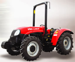 4-Wheel Drive Orchard Tractor