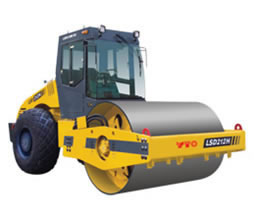 Hydraulic Single Drum Vibratory Roller