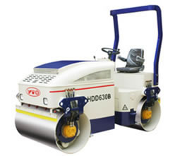 Light Tandem Vibratory Rollers