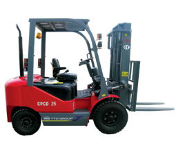 Internal Combustion Forklift Truck (Hydraulic)