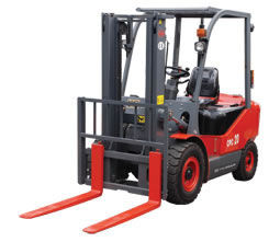 Internal Combustion Forklift Truck (Mechanical)